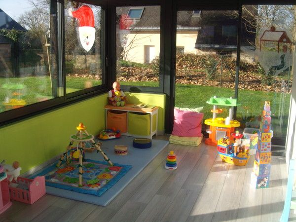 Assistante maternelle 56250 elven for Activite interieur